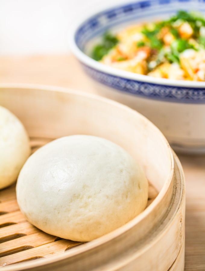 Mantou – Der chinesische Hefekloß