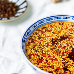 Selbstgemachtes Sichuan-Chiliöl