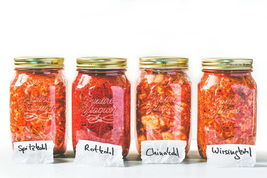 Das Kimchi-Experiment