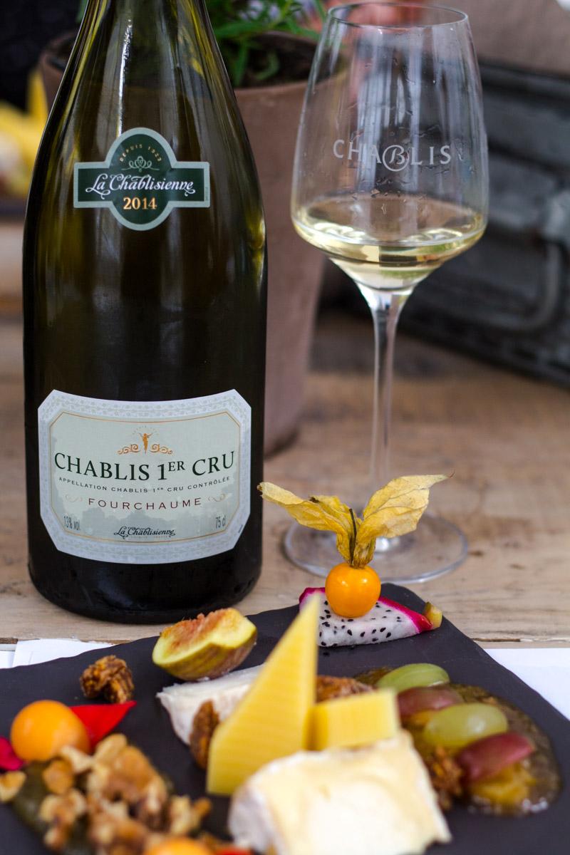 2014er Chablis Premier Cru, Fourchaume, La Chablisienne