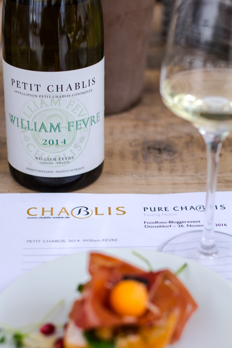 2014er Petit Chablis, William Fevre