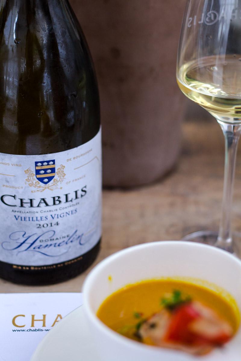 2014er Chablis, Vieilles Vignes, Domaine Hamelin