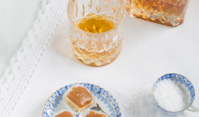Gastbeitrag von Lisbeths: Whisky Shortbread Pralinen