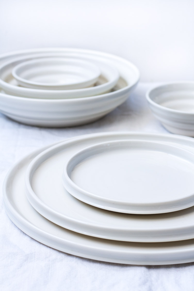 Schönes Porzellan-Geschirr von Nitz Porzellan