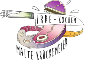 Irre Kochen Logo