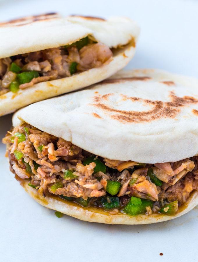Chinesischer Burger - Rou Jia Mo 肉夹馍