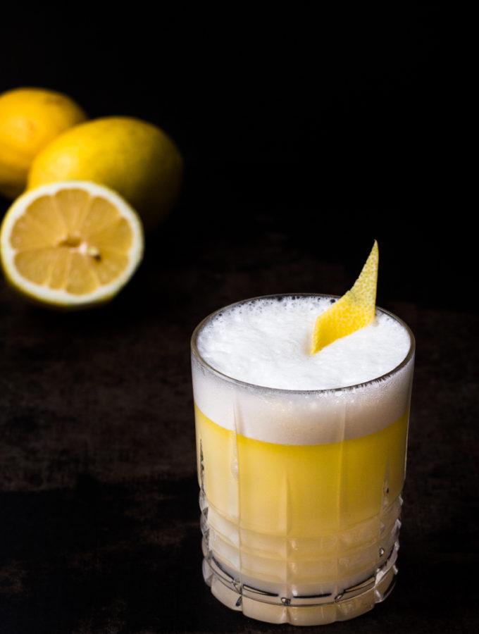 Oliveto - Flüssiger Zitronenkuchen auf Eis