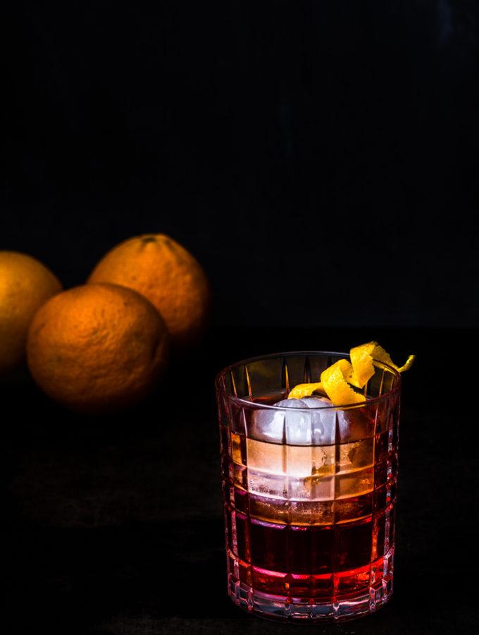 Negroni - Der italienische Cocktail Klassiker
