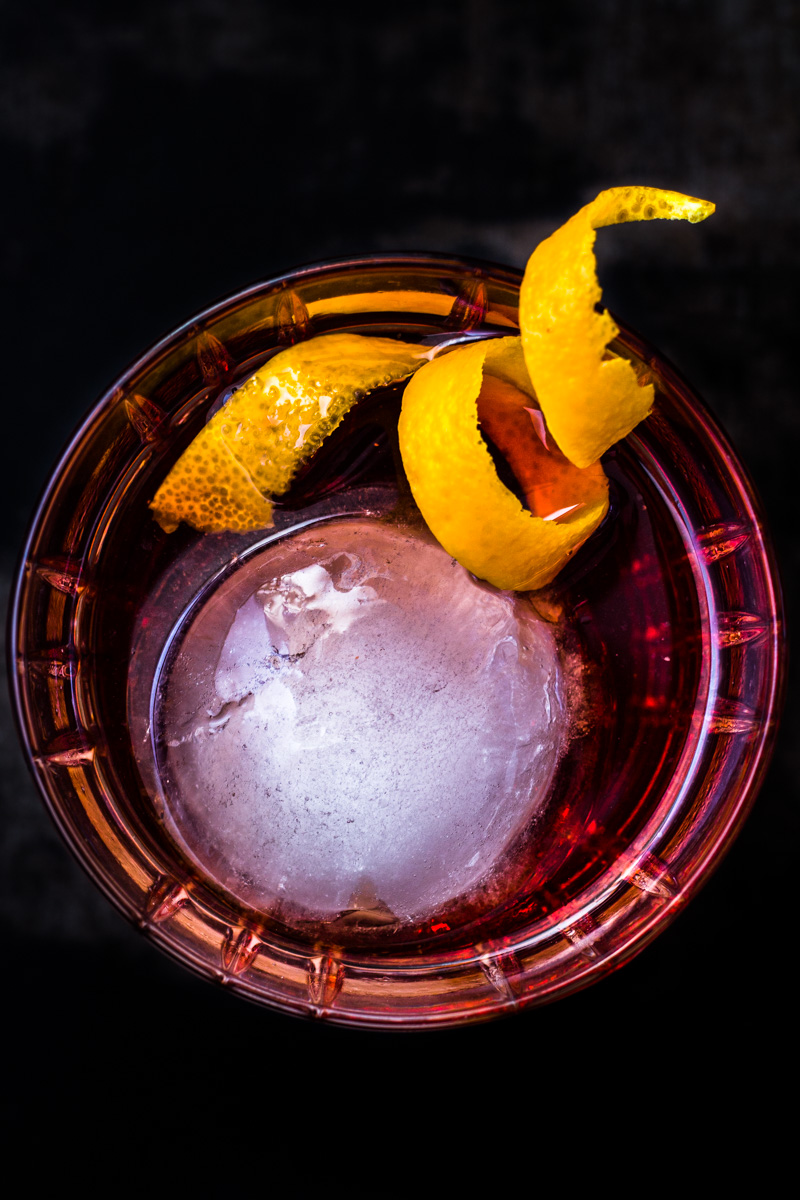 Negroni Close Up