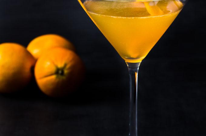 Bronx - Ein klassischer Gin-Orangen-Cocktail