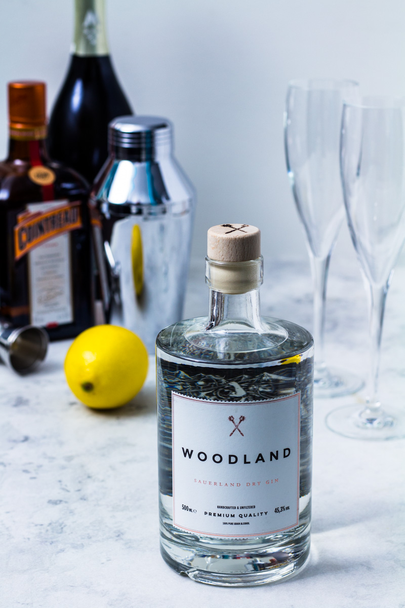 Woodland Sauerland Dry Gin