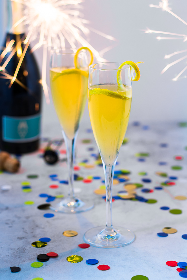 Happy New Year: French 75