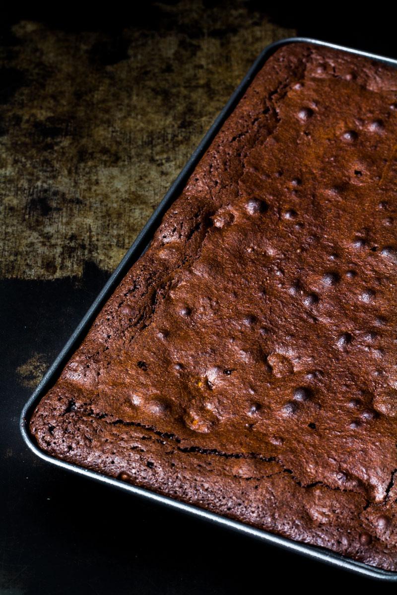 Brownieblech