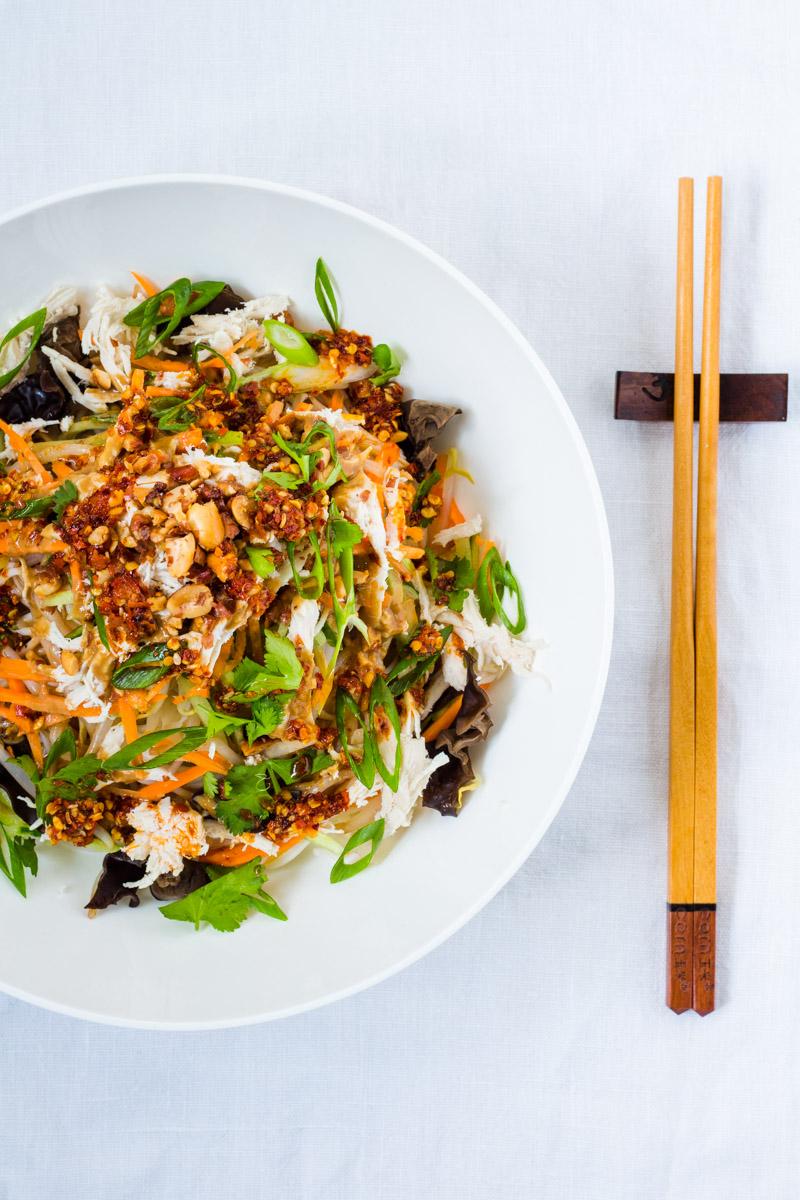 Liang Mian – Chinesische Kalte Nudeln