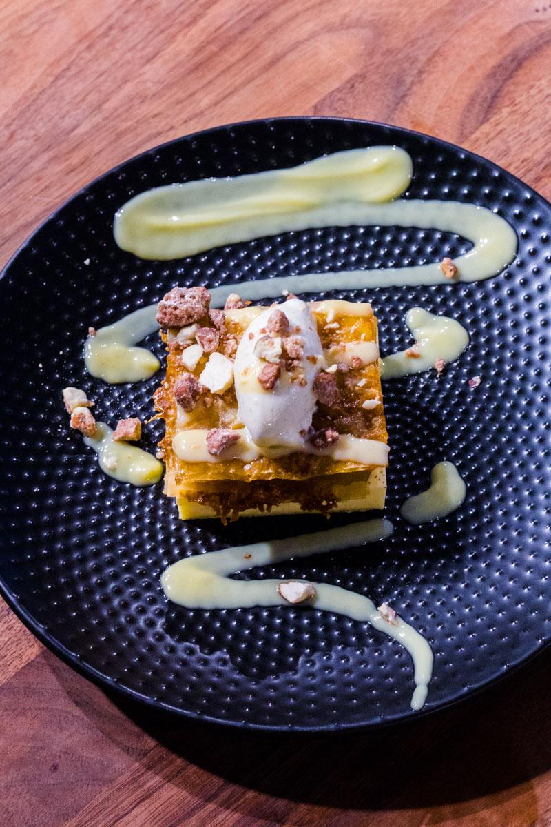 1. Dessert - Apfelstrudel 2.0