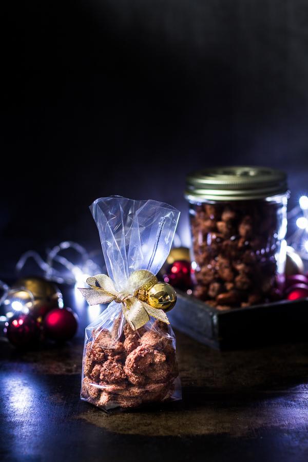Gebrannte Mandeln - Einfach und schnell gemacht