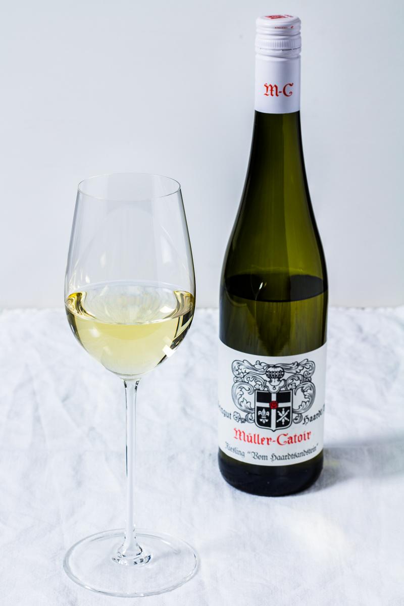 """Wine Chefs - Müller-Catoir Riesling trocken """"Vom Haardtsandstein"""""""
