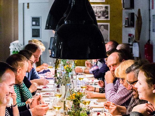 Zwei mal Drei - Der Supper Club 09.11.18