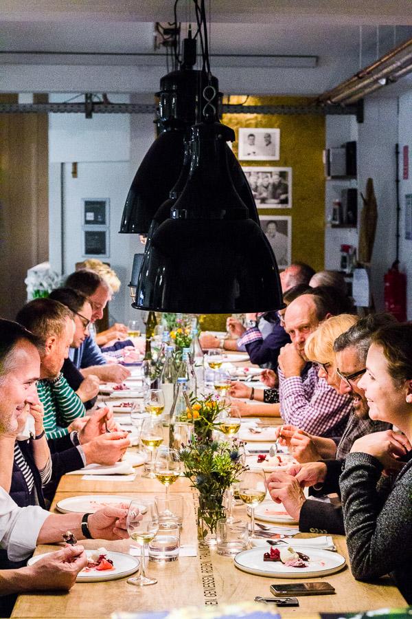 Zwei mal Drei - Mein dritter Supper Club