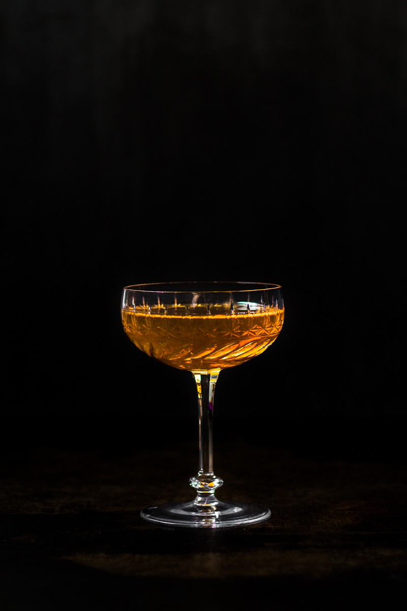 Coupe Glas Bijou Cocktail