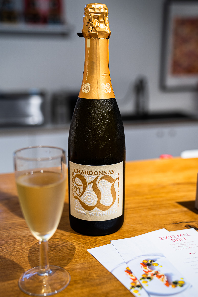 Von Winning Chardonnay Brut Nature