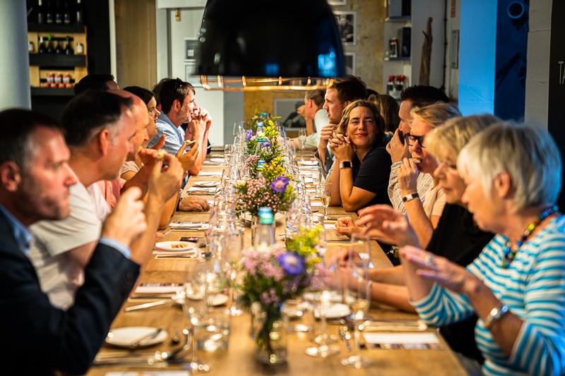 Zwei mal Drei – Mein fünfter Supper Club