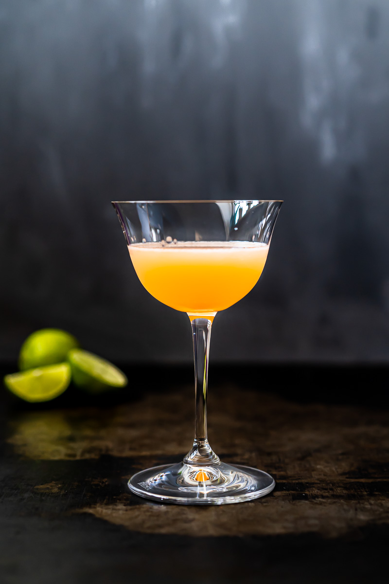 Happy New Year: Pegu Club Cocktail