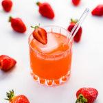 Erdbeer-Gin Sour