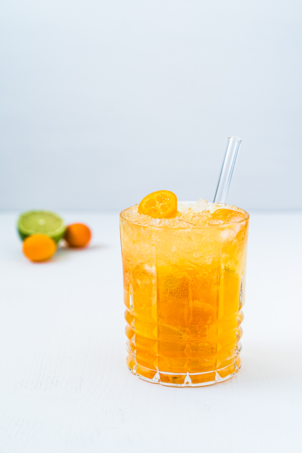 Gin-Kumquat Crush
