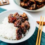 Chinesische Rippchen süß-sauer