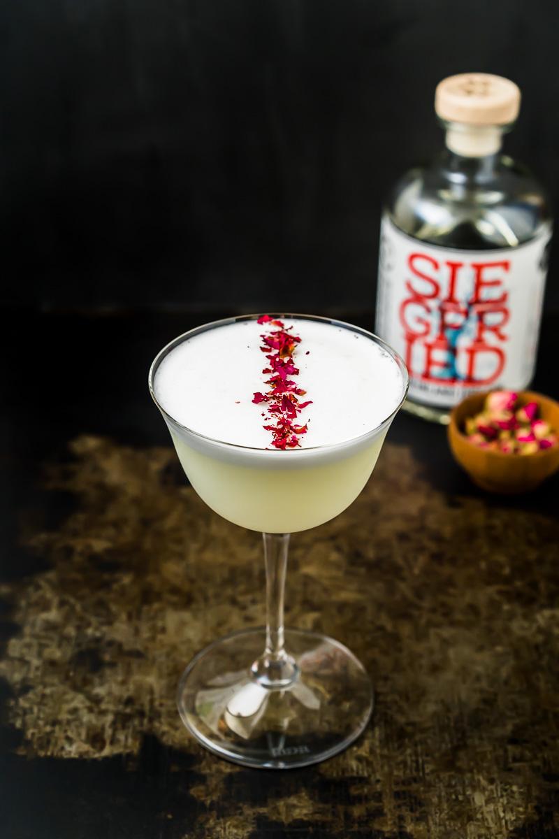 White Lady Cocktail mit Siegfried Gin