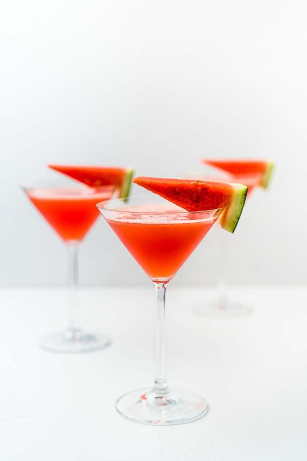 Wassermelonen-Kokos-Daiquiri