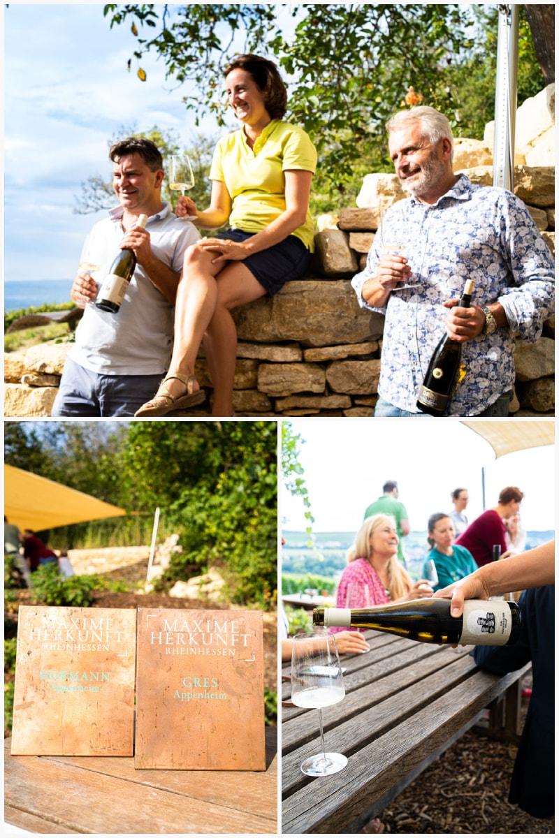 Hundertgulden Winzer - Weingut Gres und Weingut Hofman